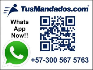 WhatsApp TusMandados: +573005675763